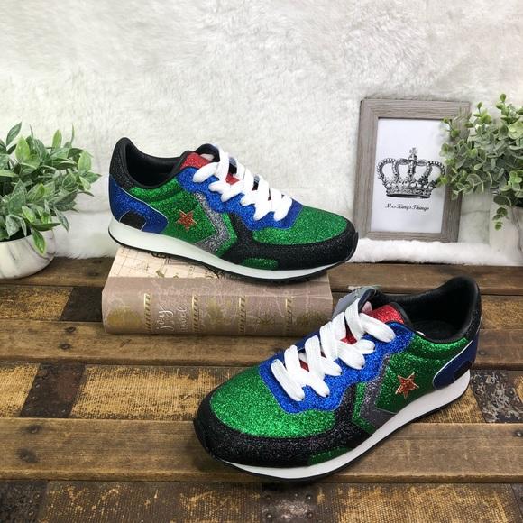 4f0184310 Converse Shoes | Jw Anderson Glitter Sneakers | Poshmark